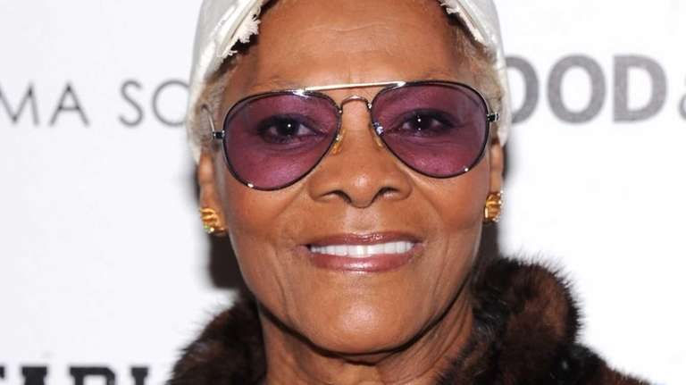 Dionne Warwick attends Magnolia Pictures And Participant Media