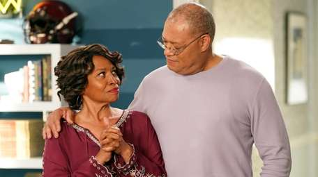 Jenifer Lewis and Laurence Fishburne will reprise their