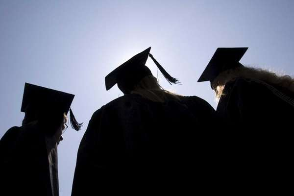 Graduation rates at seven of Long Island's four-year