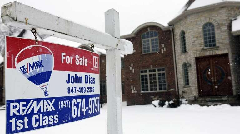 Home prices rose 8.1 percent in January but