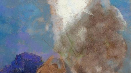 Odilon Redon's pastel