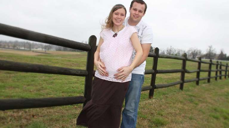 Josh Duggar, the eldest of Michelle and Jim