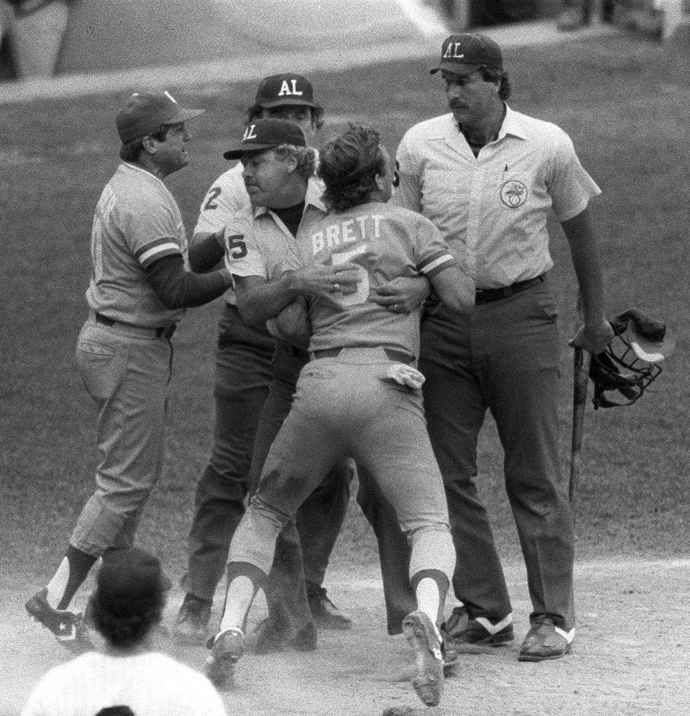 "19. ""THE PINE TAR INCIDENT"" -- July 24,"