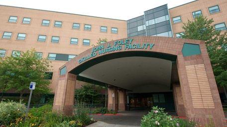 The John J. Foley Skilled Nursing Facility in