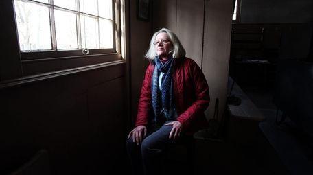 Kathleen Velsor, a professor at SUNY Old Westbury,