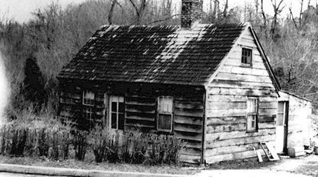 Jacob and Hannah Hart house, seen in an