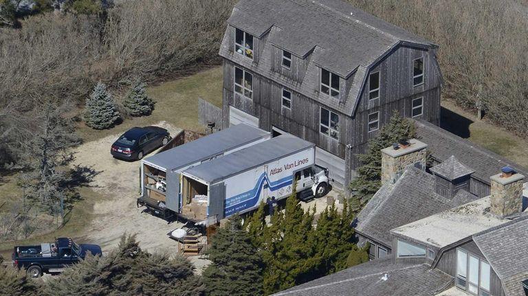 The $25-million sale of a beachfront Southampton estate