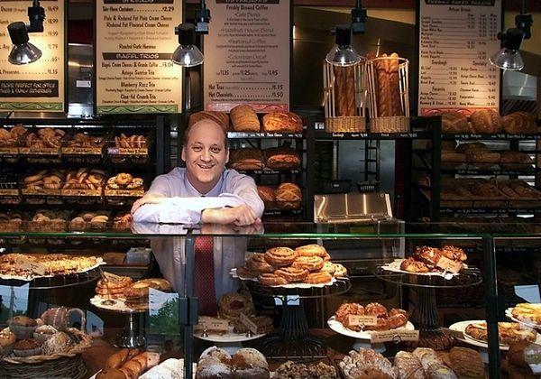 Panera Bread Co. chief executive Ron Shaich at