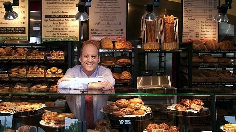 Panera Bread Co. chief executive Ron Shaich at