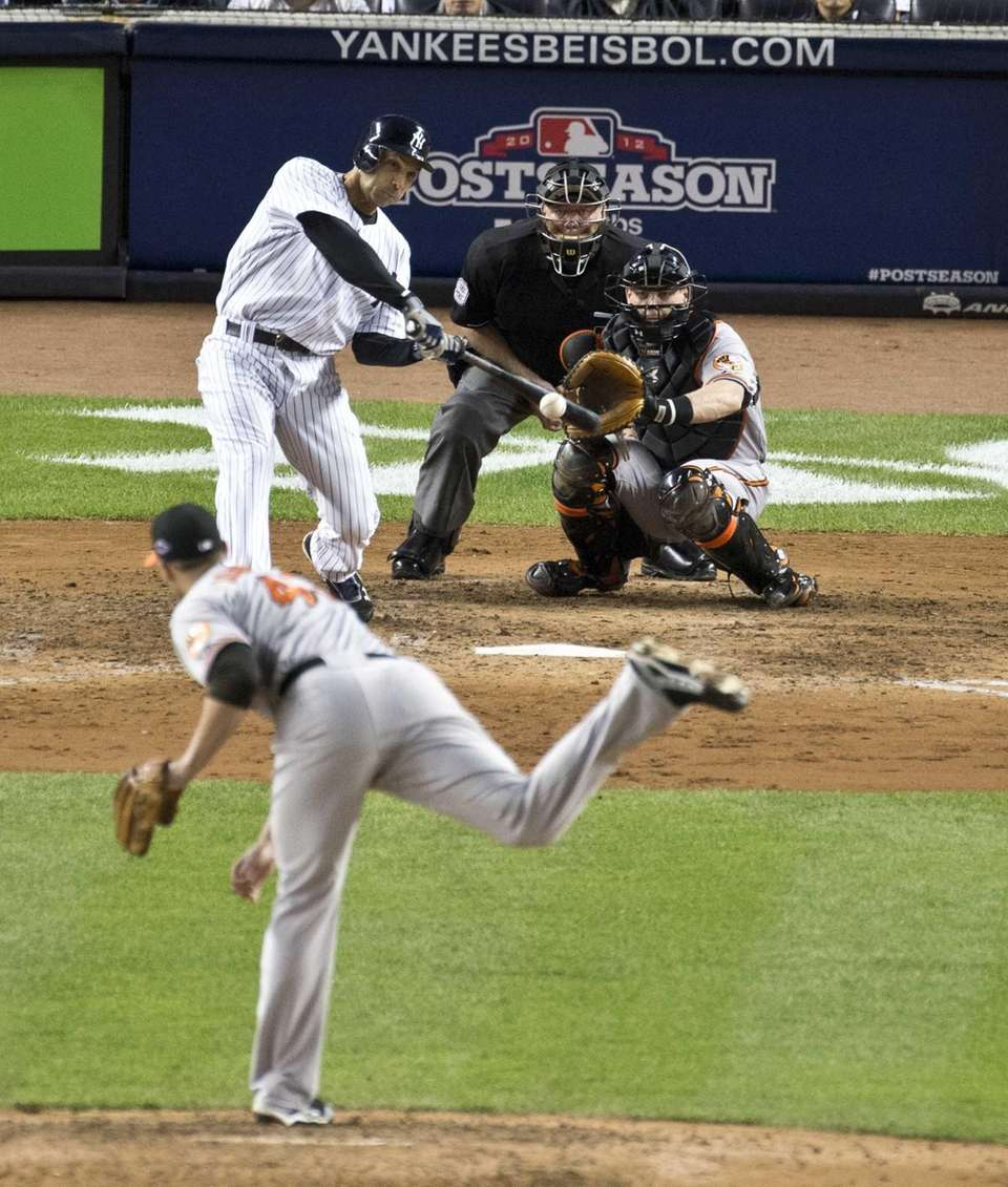 25. RAUUUUUUUL -- Oct. 10, 2012With the ALDS