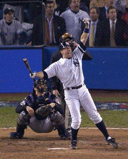 7. SCOTT BROSIUS DOES IT AGAIN -- Nov.