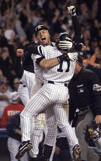 8. DEREK JETER BECOMES