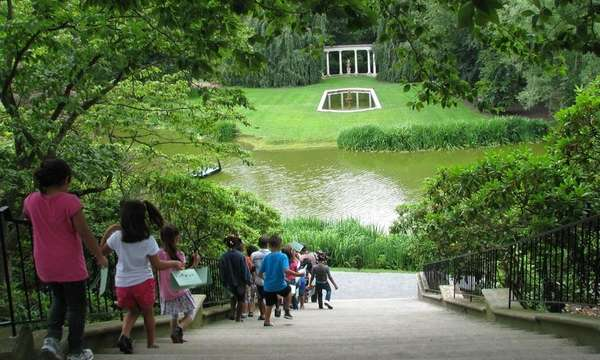 Take a family stroll through Old Westbury Gardens