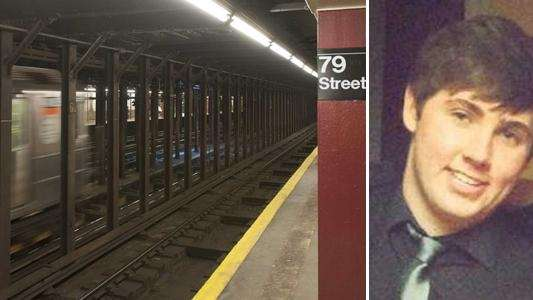 Liam Armstrong, 18, of Nesconset, has been identified