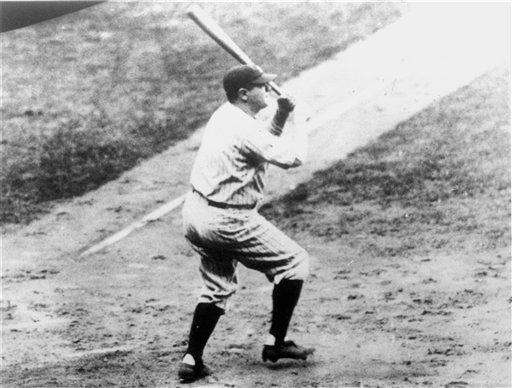10. BABE RUTH HITS NO. 60 -- Sept.