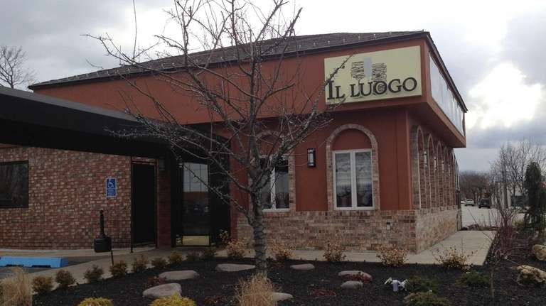 Il Luogo is a good choice for dining