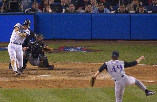 15. TINO MARTINEZ BEGINS THE MAGIC -- Oct.