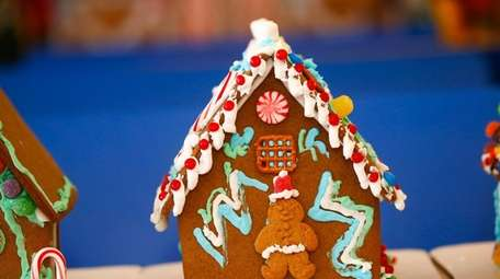 Kids can bake and decorate their own gingerbread