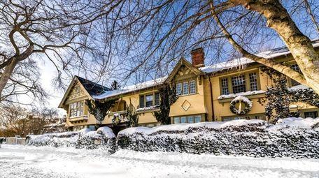 East Hampton's casually elegant Baker House 1650 often