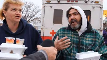 Long Island residents find themselves helpless in the