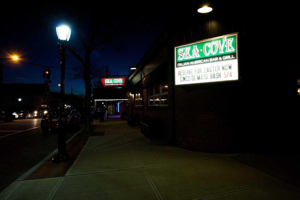 Sea Cove Restaurant. (March 23, 2013)