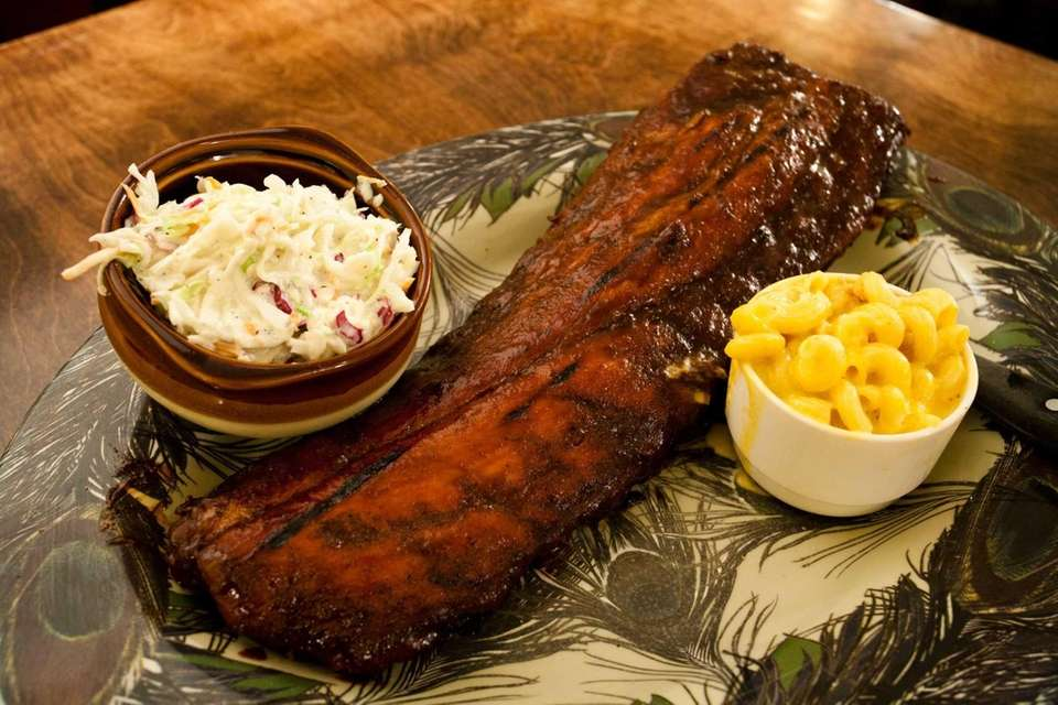 Sea Cove Italian American Bar & Grill's ribs