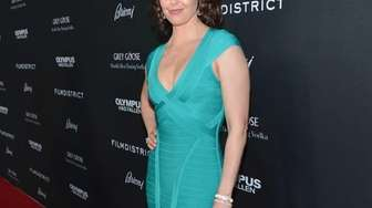 Actress Ashley Judd arrives at the premiere of