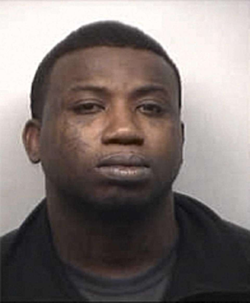 Rapper Gucci Mane, whose real name is Radric