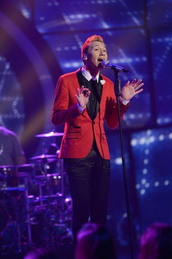 """American Idol"" - Devin Velez sings Smokey Robinson"