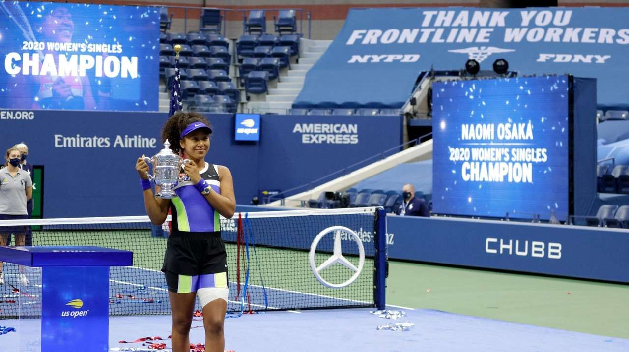 U.S. Open turned out to be a therapeutic salve with wonderful storylines
