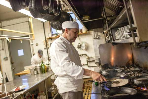 Jose Sorto has been executive chef at Benny's