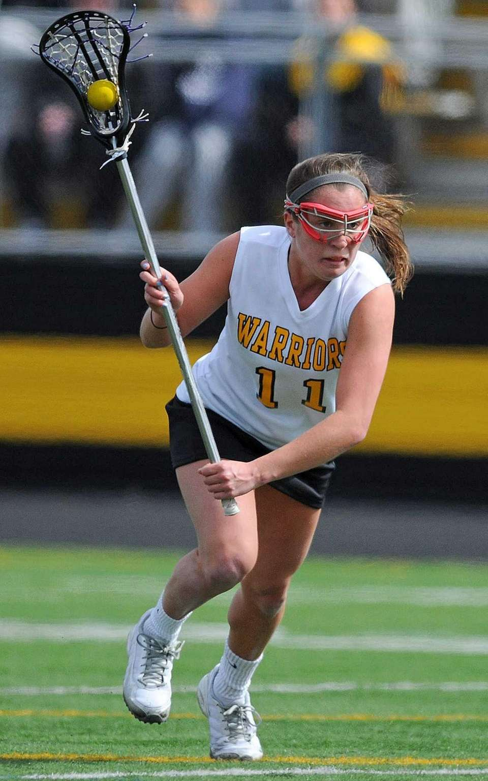 Wantagh's Catie Ingrilli prepares to take a shot