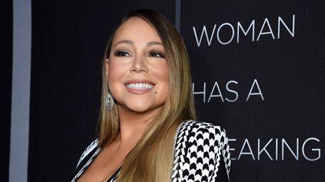 Mariah Carey spoke out on social media