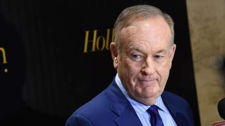 Bill O'Reilly's new talk show on WABC radio