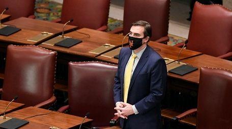New York Sate Senator Deputy Majority Leader, Michael