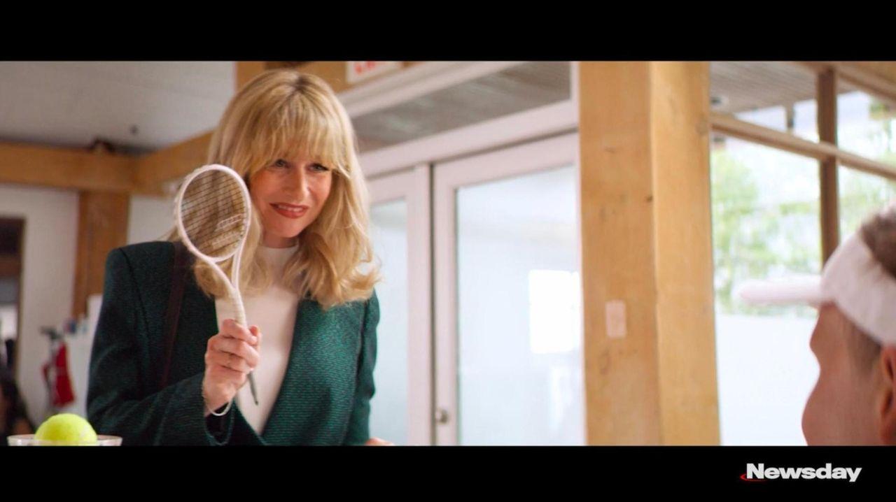 Gina O'Brien, a Huntington-based filmmaker, has created a