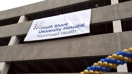 The hospital, in addition to getting a new
