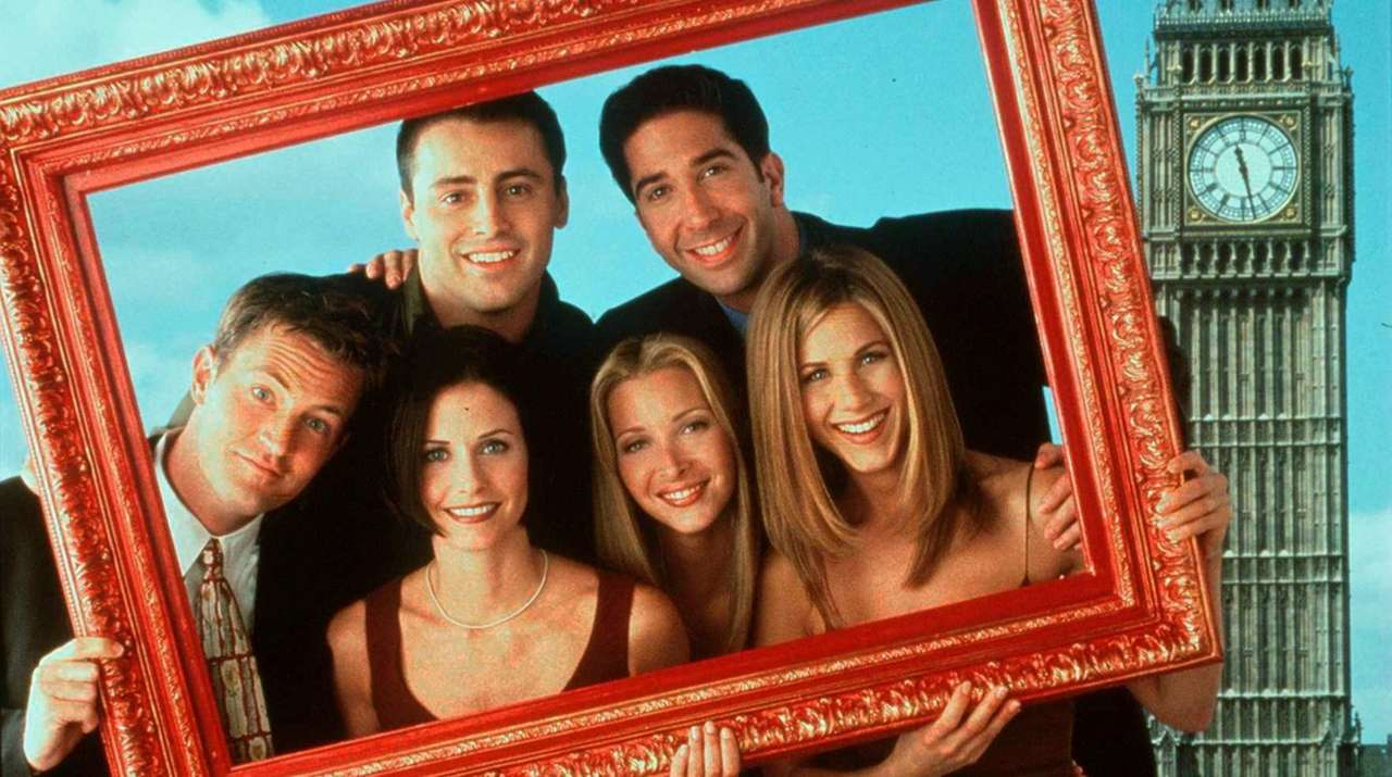 'Friends' premiered 26 years ago: Read Newsday's review
