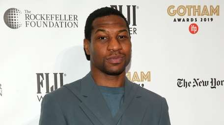 Actor Jonathan Majors currently stars in HBO's supernatural