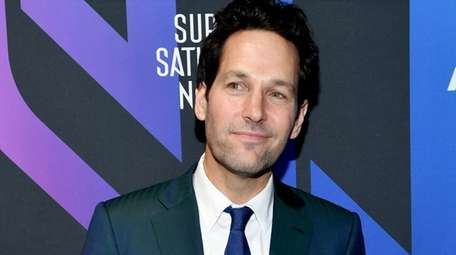 """Paul Rudd acts cool as a """"certified young"""
