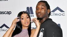 Hip-hop supercouple Cardi B and husband Offset wed