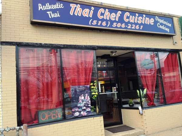 Thai Chef is new to North Merrick.