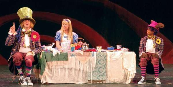 """Alice in Wonderland"" opens at the John W."