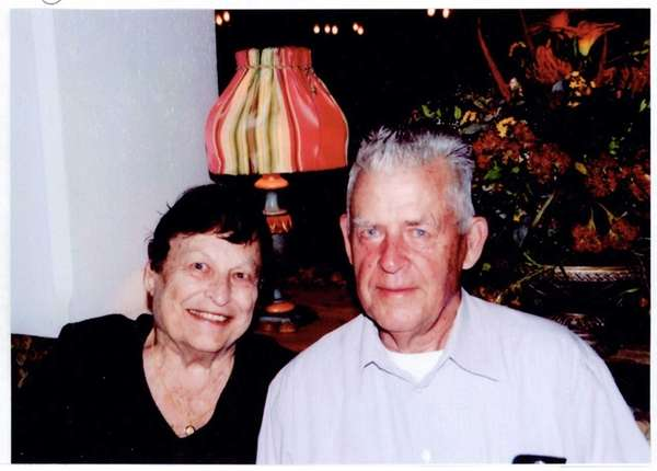 Joan and John Lademann of Cutchogue as seen