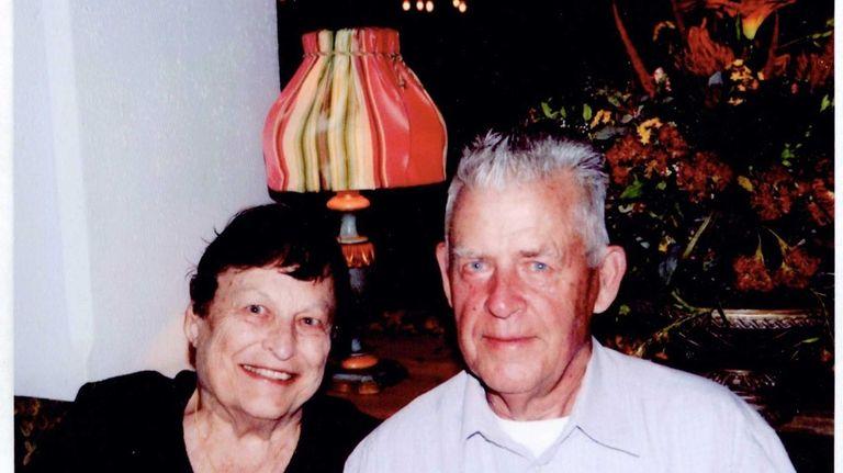 Joan and John Lademann of Cutchogue as seen