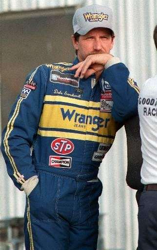 Dale Earnhardt (April 29, 1951 - Feb. 18,