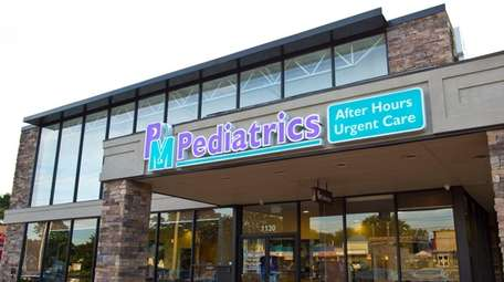 PM Pediatrics has opened a ninth location in