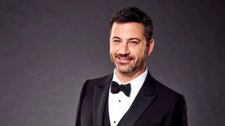 Jimmy Kimmel will host this year's Emmy Awards