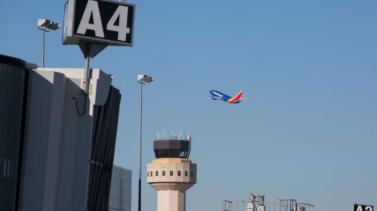 Some MacArthur flights resume as travel restrictions ease