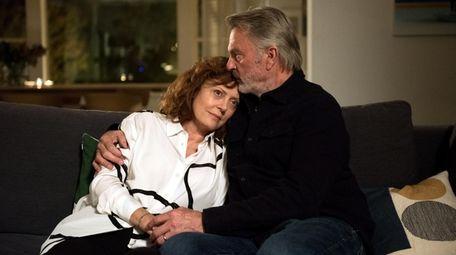 Susan Sarandon as Lily and Sam Neill as